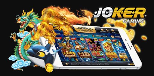 Judi Slot Joker123 Online Menggunakan Aplikasi Online